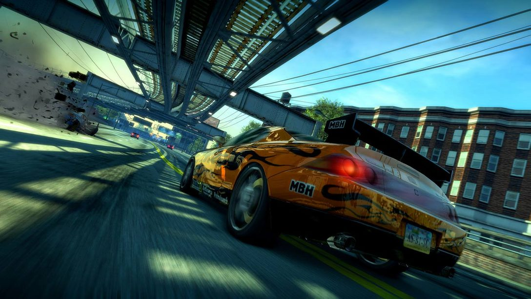 Burnout Paradise Gets a PS4 Remaster March 16