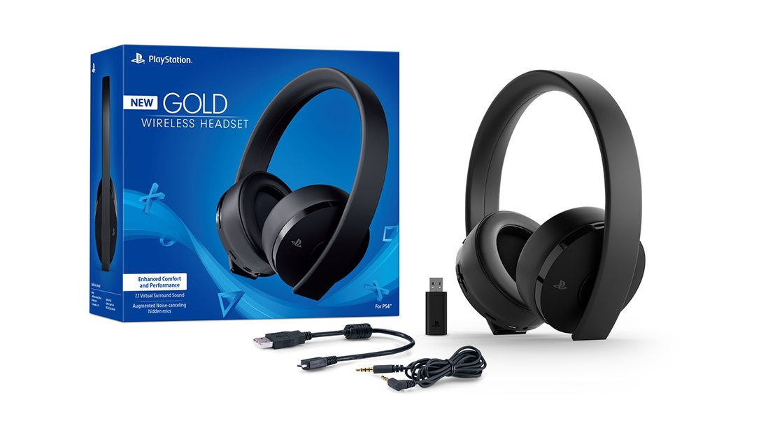 New Gold Wireless Headset Hits Store Shelves Later This Month