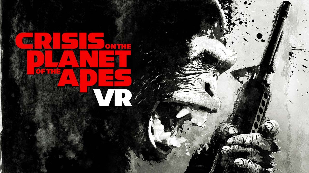 Crisis on the Planet of the Apes Comes to PS VR April 3