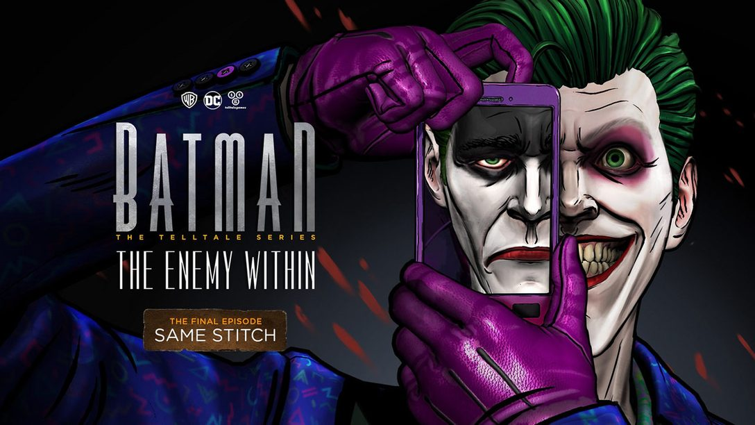 How Telltale Crafted a Completely New Version of Batman's Most Iconic Villain