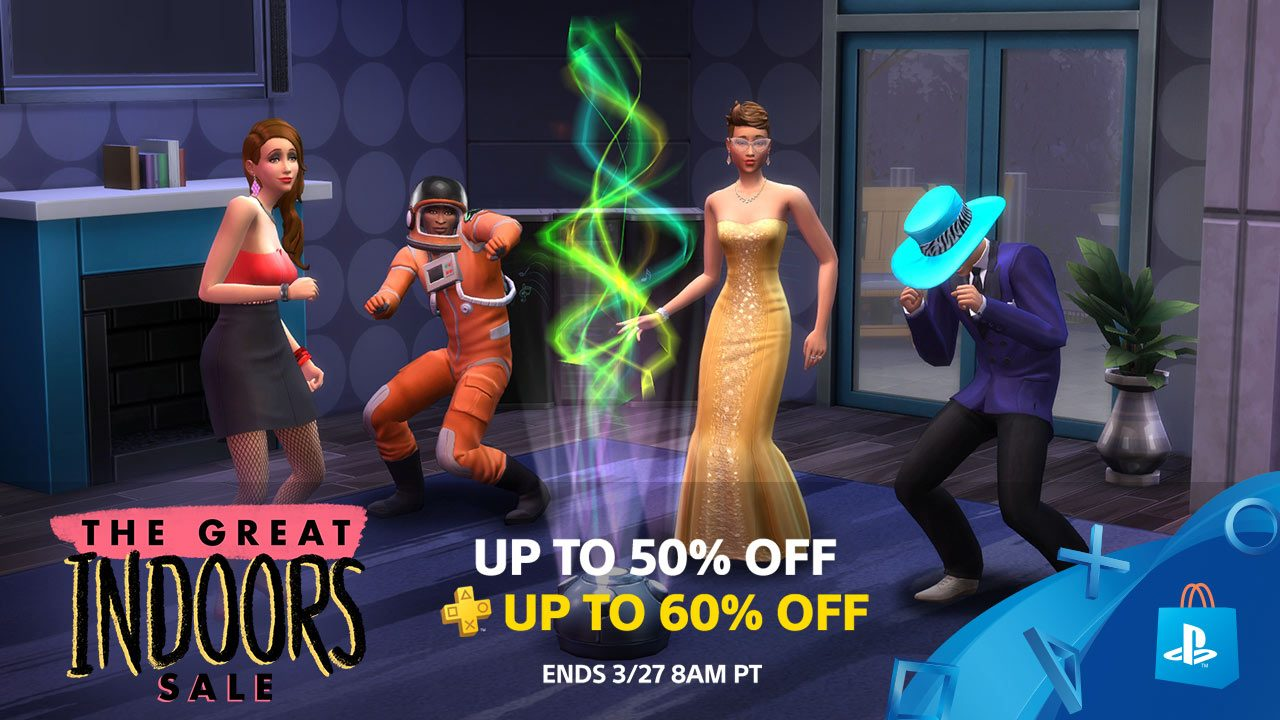 Cozy Up With The Great Indoors Sale At PS Store – PlayStation Blog
