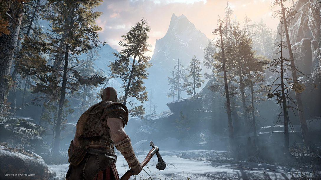 The Countdown to God of War Begins Today