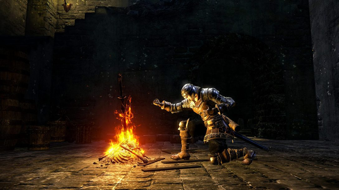All the Things You'll Feel in Your First 60 Minutes With Dark Souls Remastered