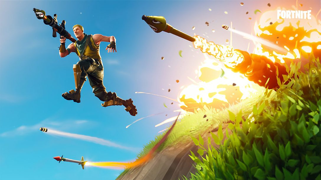 Fortnite Q&A: PlayStation.Blog Interviews Epic Games