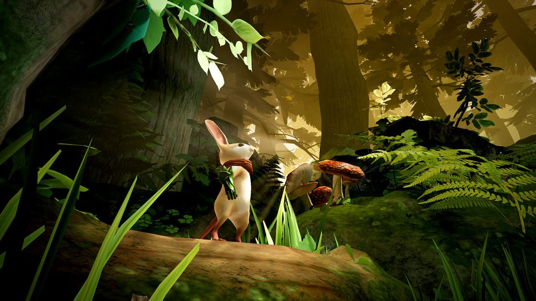 The Magic of Animation in Moss: How Polyarc Brought Quill to Life