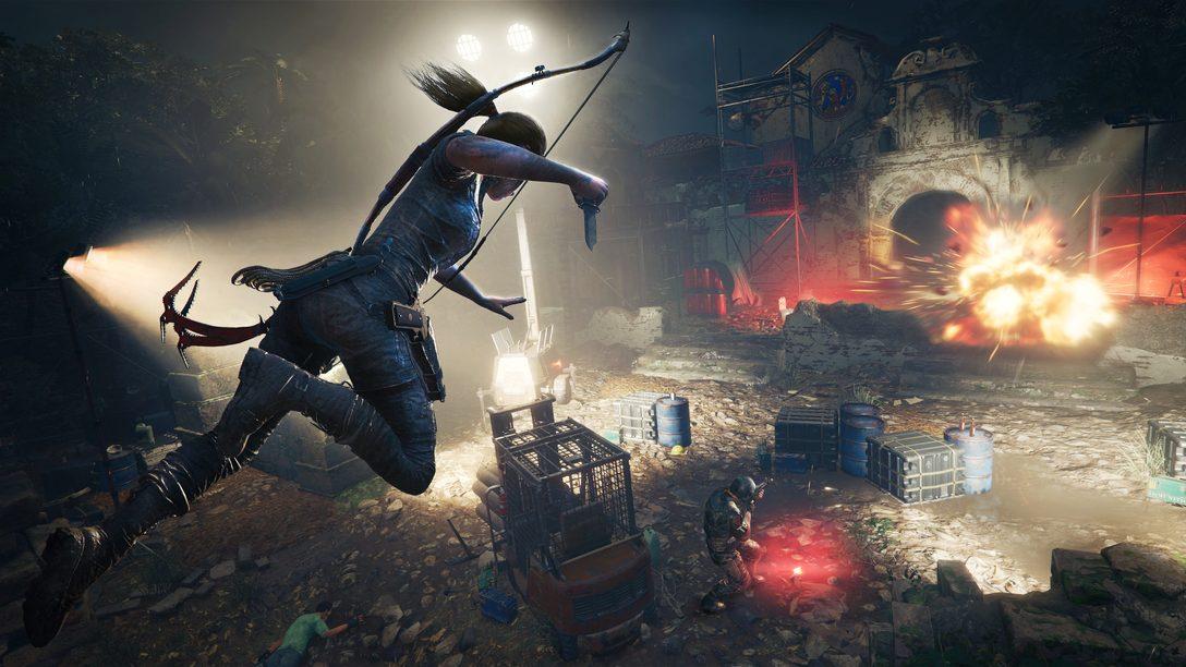 PlayStation Blogcast 290: Lara Croft, I Presume?