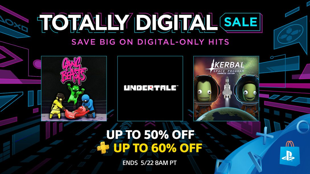 Totally Digital: Pre-Order Discounts, Big Savings on Sale Titles