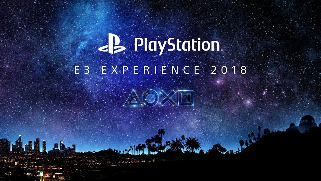 PlayStation E3 Experience 2018: Live in Theaters June 11