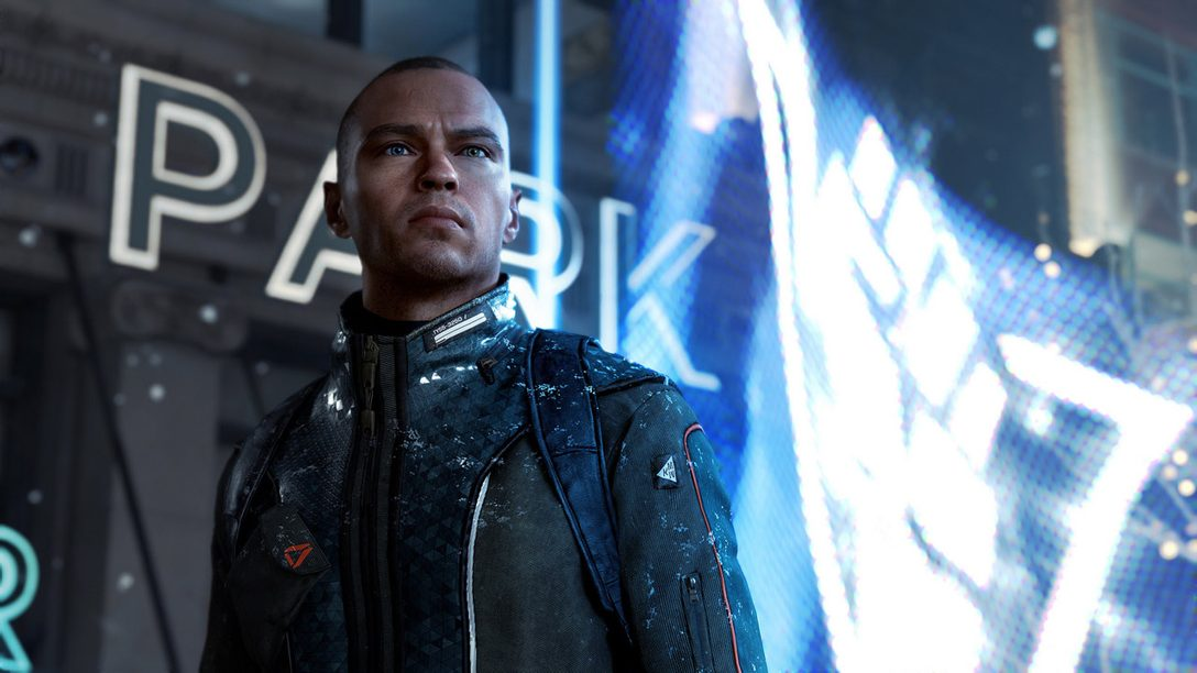 Hands On with Detroit: Become Human