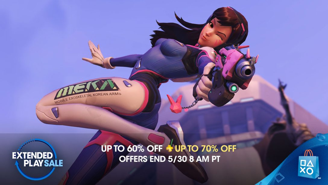 Extended Play Sale: Save Up to 60% on Bundles, Season Passes and More