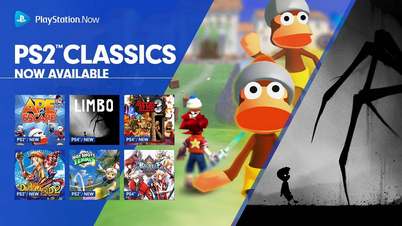 PS2 Games Join the PS Now Library of 600+ Titles – PlayStation Blog