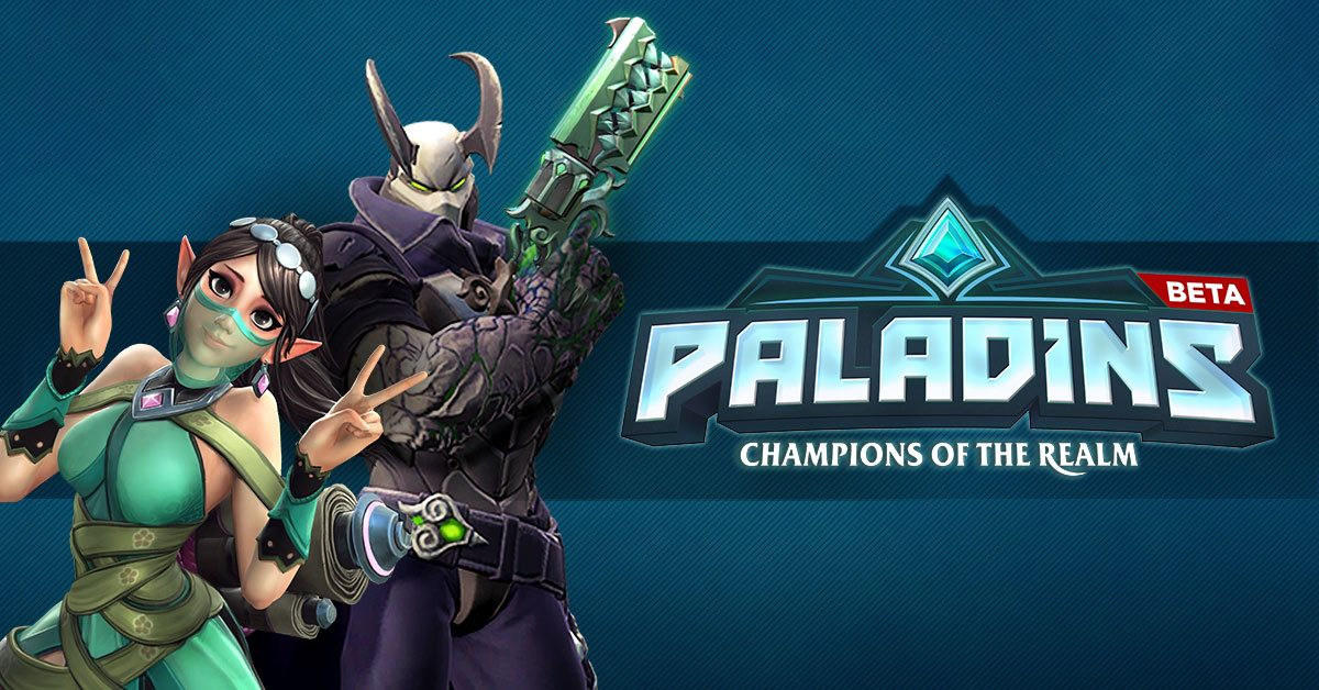 Fantasy Team-Based Shooter Paladins Celebrates Official