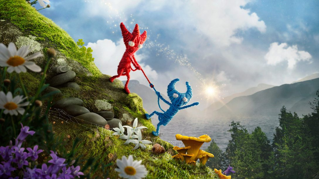 Unravel Two is a Platformer Built for Two, Available Now on PS4