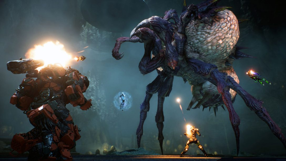 Suit Up: Anthem Soars to PS4 February 22, 2019