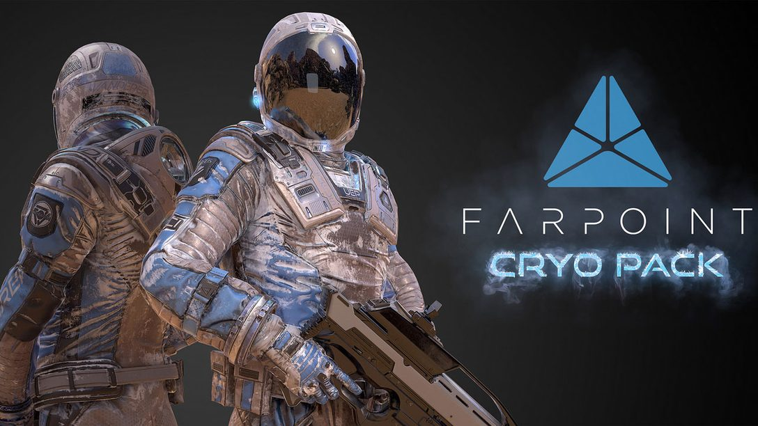 "Farpoint ""Cryo Pack"" DLC Out June 27"
