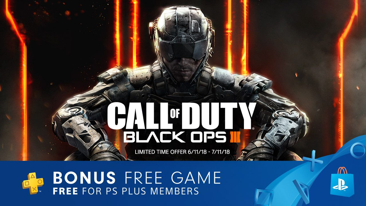 Call of Duty: Black Ops 3 Joins PlayStation Plus Starting Tonight – PlayStation.Blog