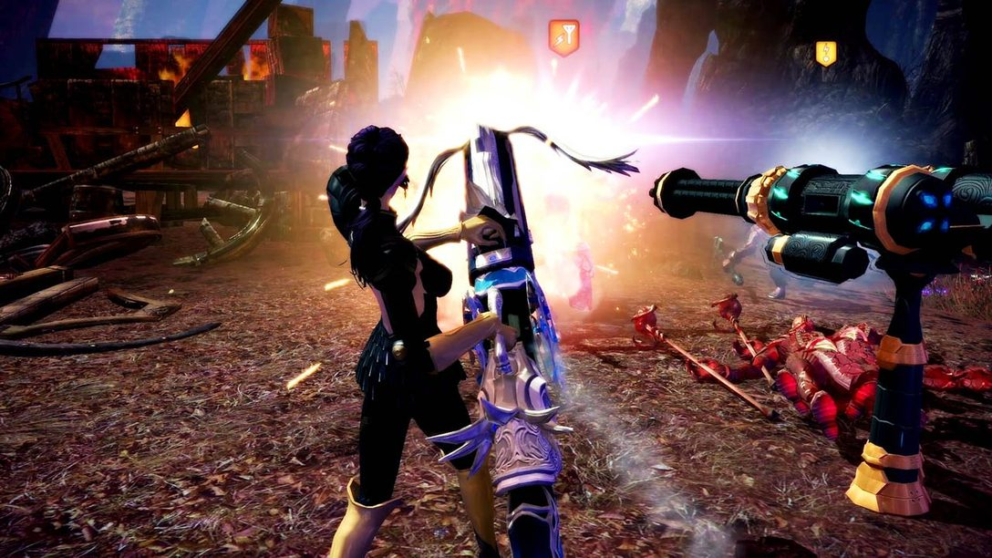 Tips and Tricks for Tera's New Class – Gunner – PlayStation Blog