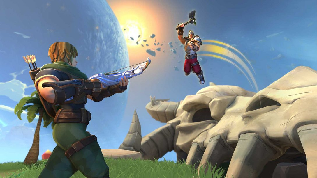 Realm Royale Closed Beta Starts Next Week on PS4