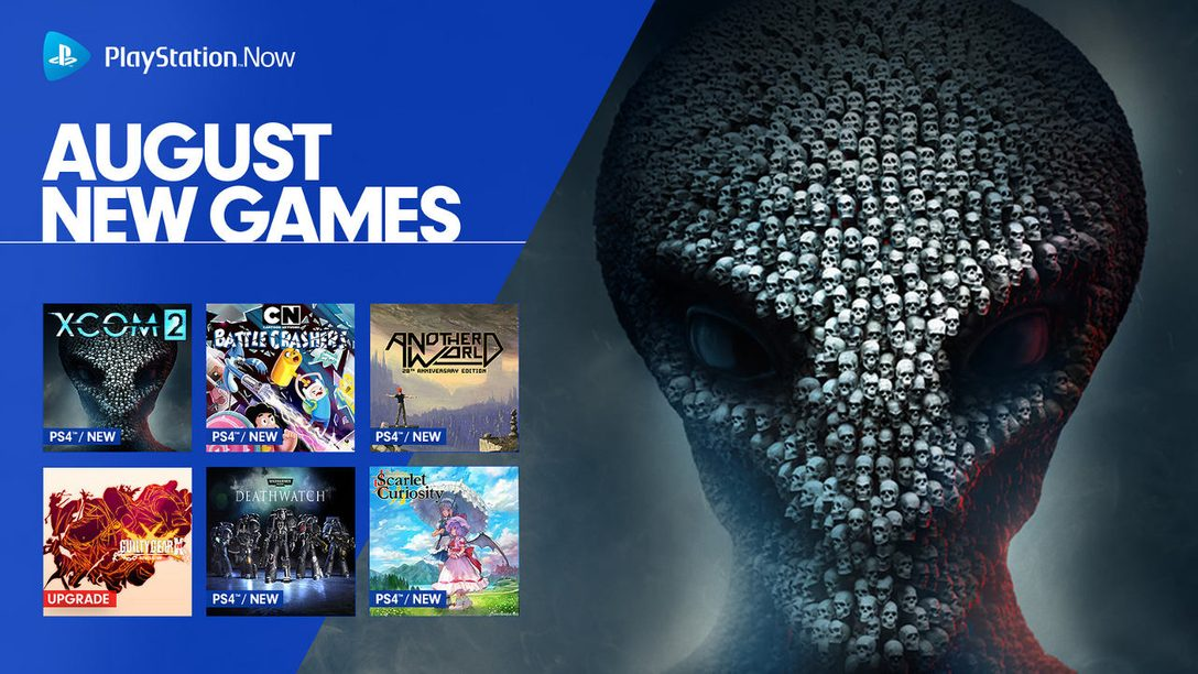 PlayStation Now: XCOM 2, Another World, More Join the Streaming