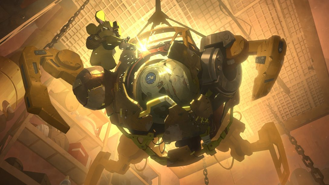 Why Blizzard Added A Hamster In A Mech To Overwatch