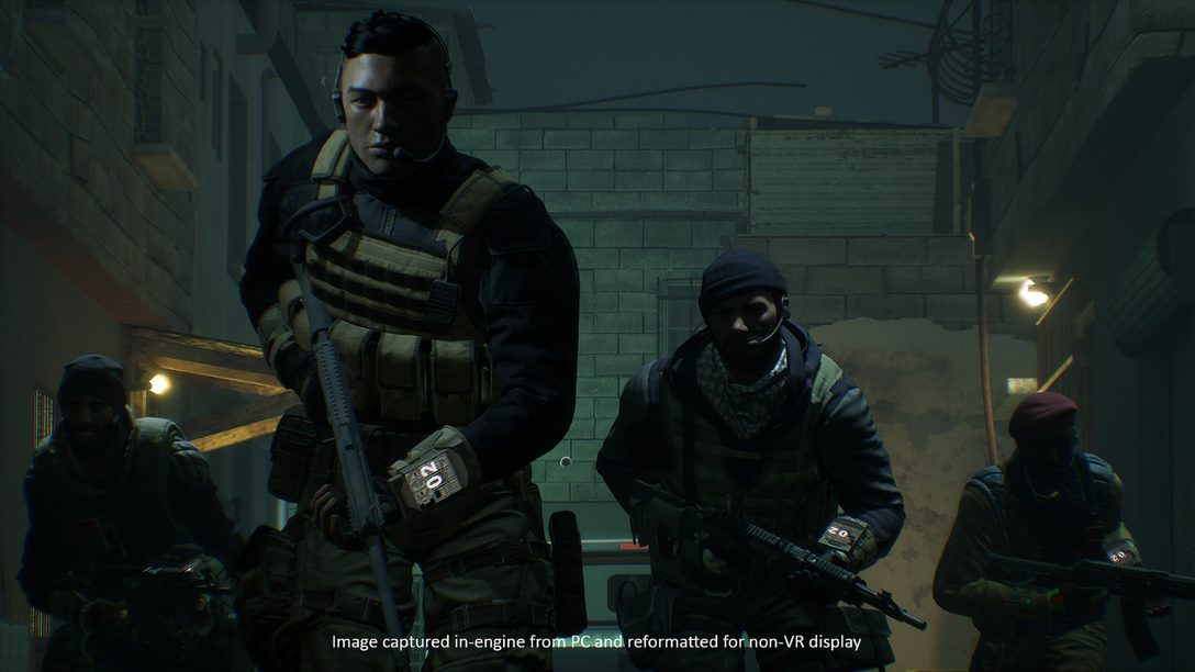 Firewall Zero Hour 101: Game Overview and VR Immersion Videos