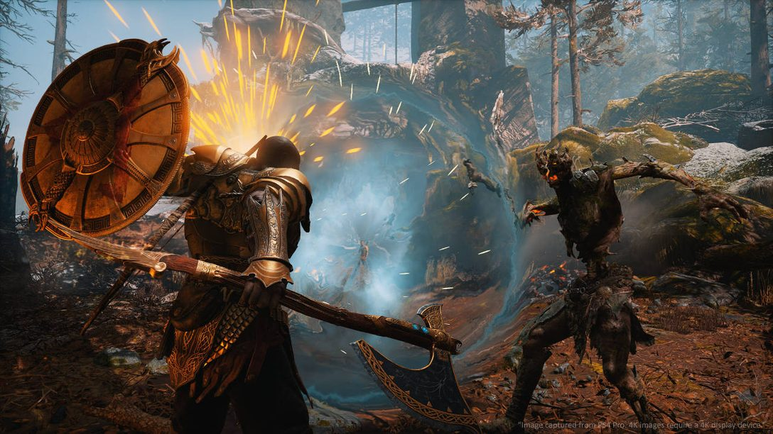 God of War: New Game+ Launches August 20 – PlayStation Blog