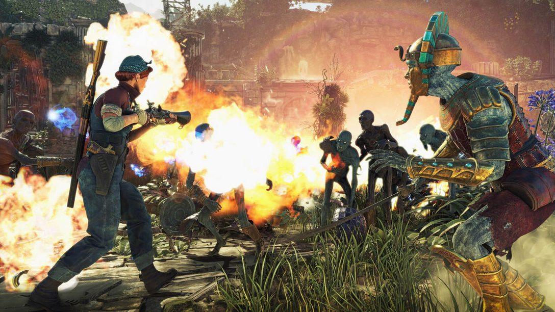 Strange Brigade: Two Multiplayer Modes Detailed