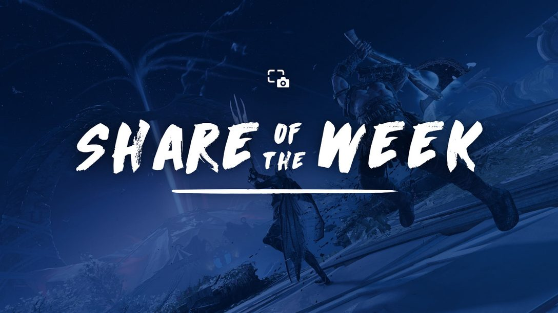 Share of the Week: God of War – New Game+