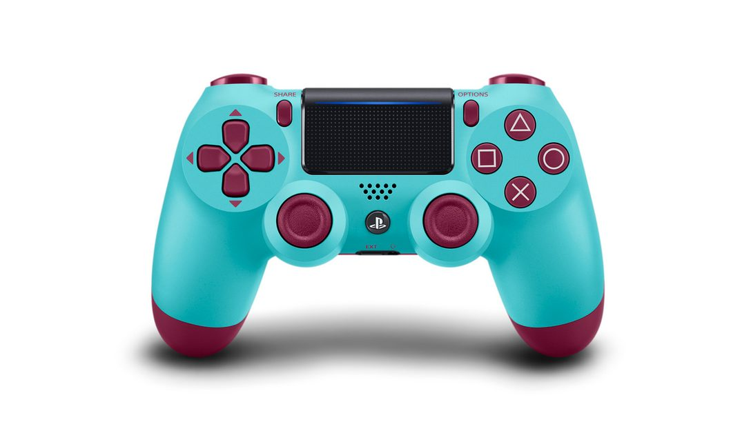 4 New Colors Join the DualShock 4 Lineup Next Month