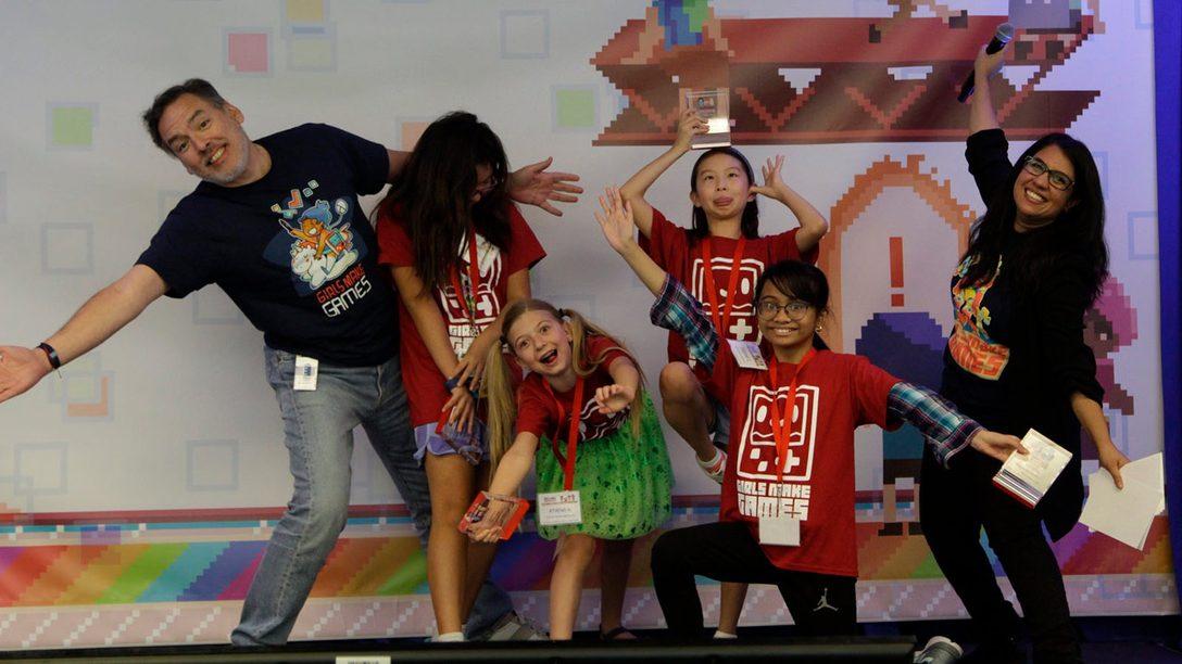 Girls Make Games 2018 Recap: Celebrating Girls in Gaming