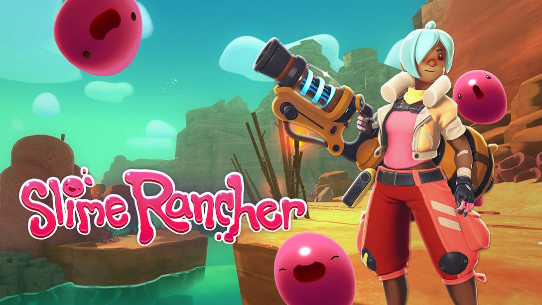 Slime Rancher Wiggles To PS4 Tomorrow – PlayStation Blog