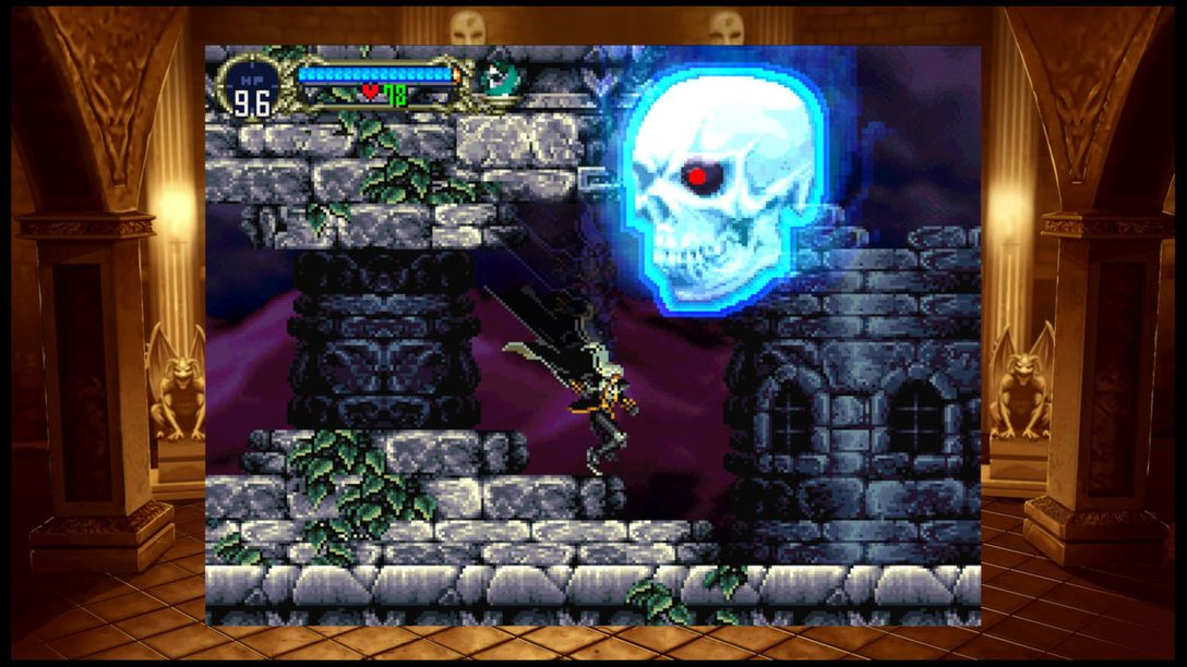 Castlevania: Symphony of the Night & Rondo of Blood Haunt PS4 October 26