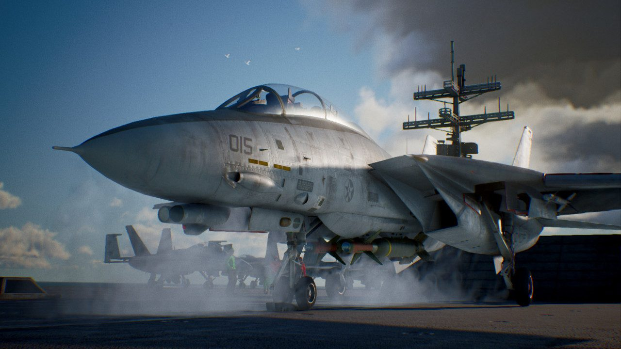 Ace Combat 7: Pre-Order to Get Free Ace Combat 5, PS4 Theme and More