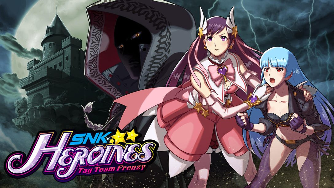 SNK Heroines: Tag Team Frenzy Lands on PS4 Today