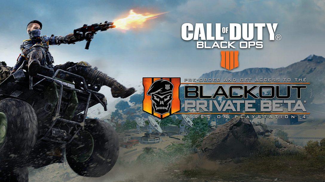 Blackout Q&A: Treyarch Talks Call of Duty: Black Ops 4's Battle Royale Mode