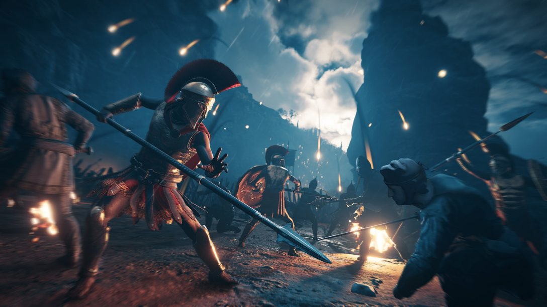Assassin's Creed Odyssey Post-Launch Details Revealed – PlayStation Blog