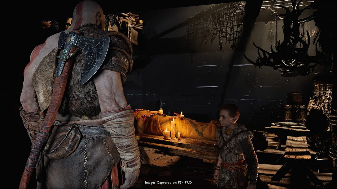 The Art of the Scene: Cinematic Challenges in God of War