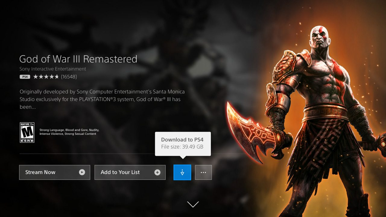 PlayStation Now Adds Downloading of PS4, PS2 Games – PlayStation Blog