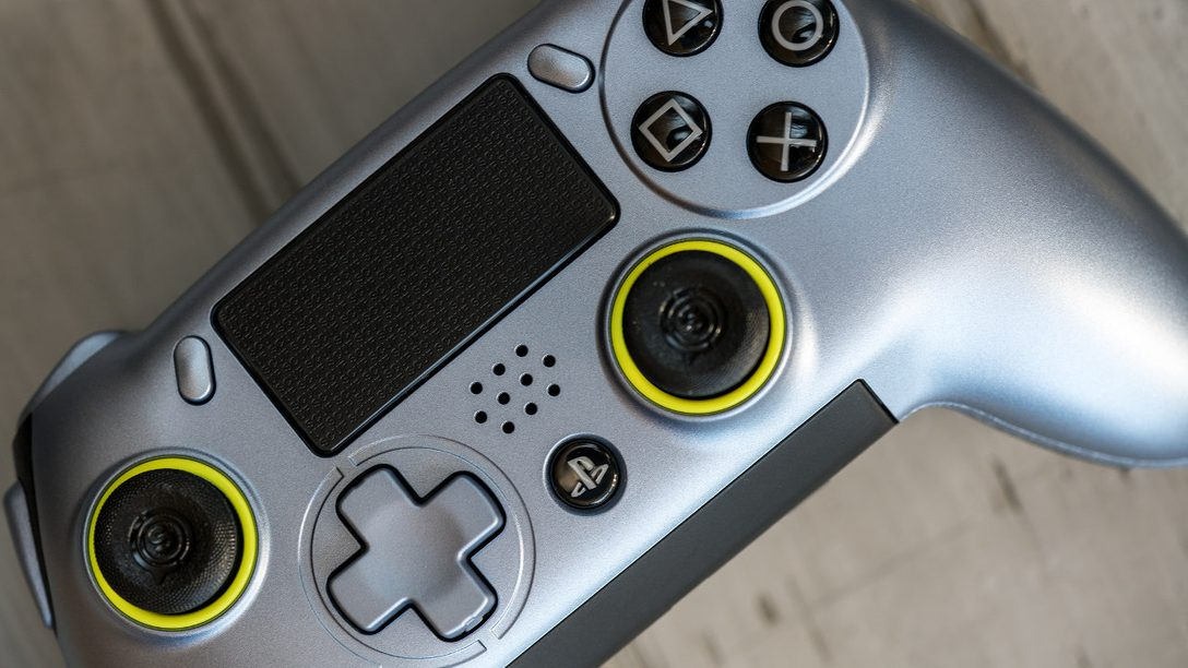 Gallery: Scuf Vantage PS4 Controller – PlayStation Blog