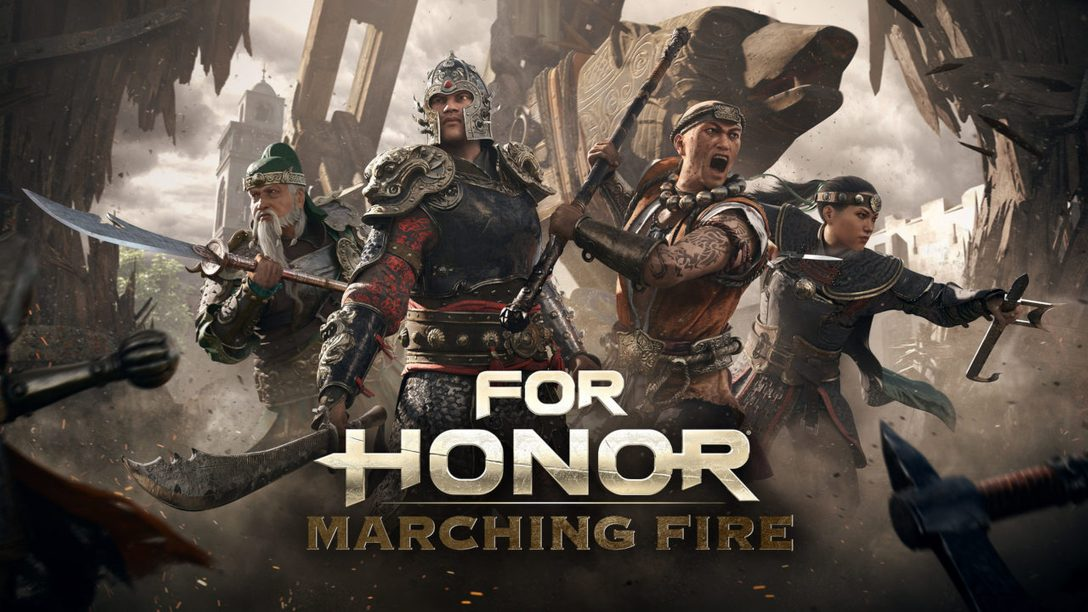 For Honor Gets Visual Remaster in Marching Fire Expansion
