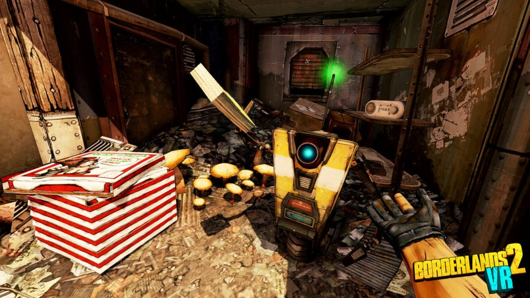First Look at Borderlands 2 VR, Launching December 14