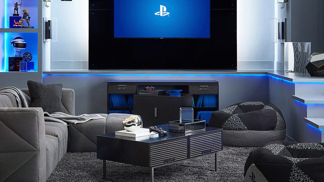 New PS Gear: PlayStation-Inspired Furniture, God of War Figures, More