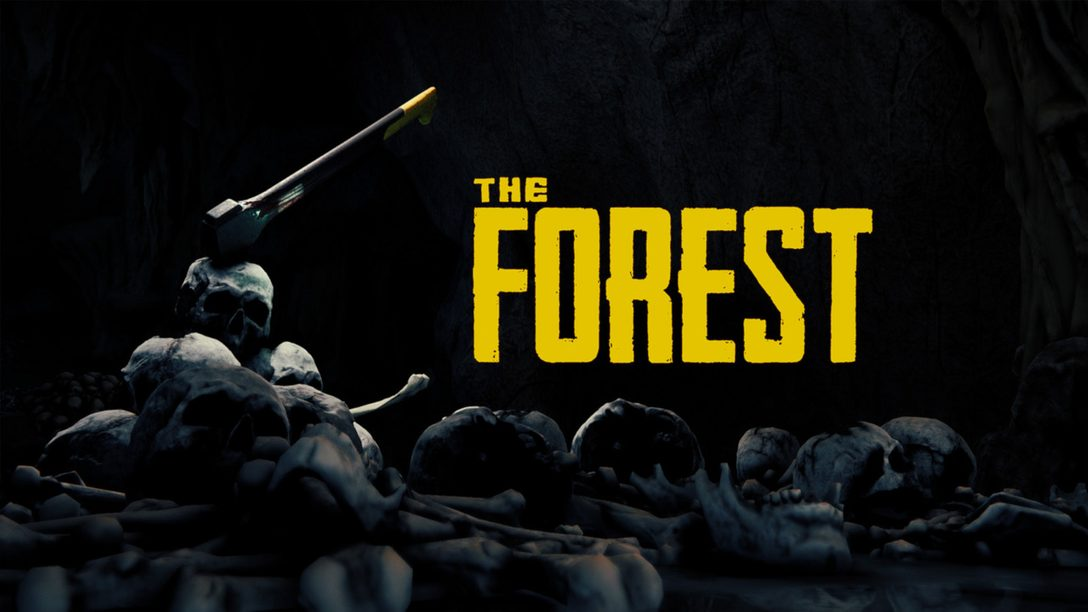 How to Survive The Forest, Out Tomorrow on PS4