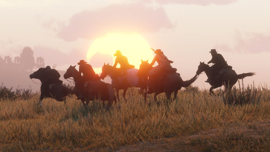 The Red Dead Online Beta is Now Live