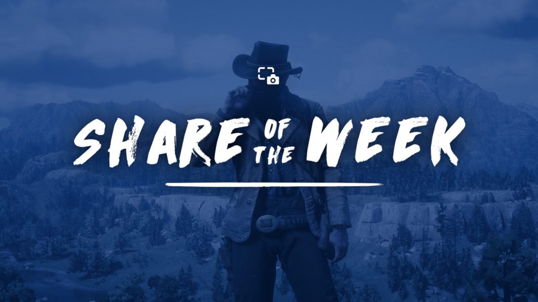Share of the Week: Red Dead Redemption 2