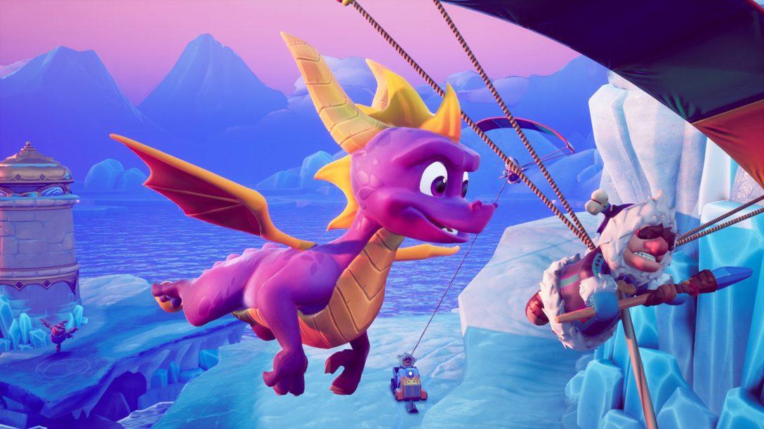 Reigniting Spyro: How Toys For Bob Remade a Legend