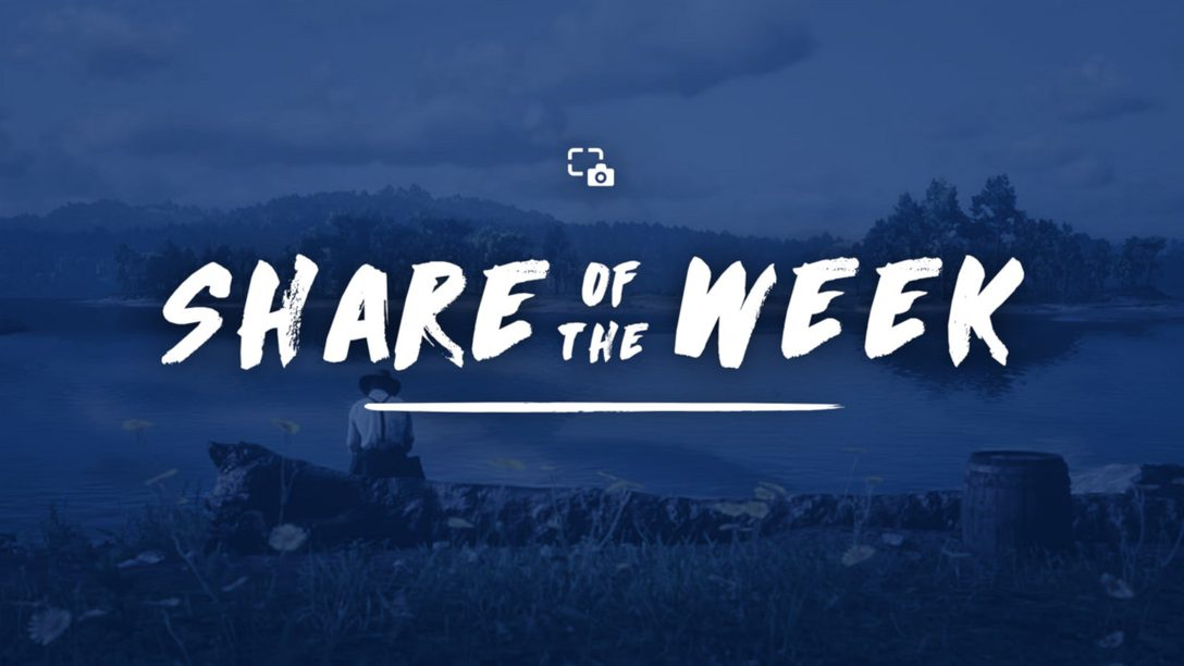 Share of the Week: Red Dead Redemption 2 – Landscapes