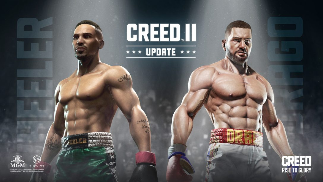 Creed: Rise to Glory For PS VR Gets First Free Update November 27