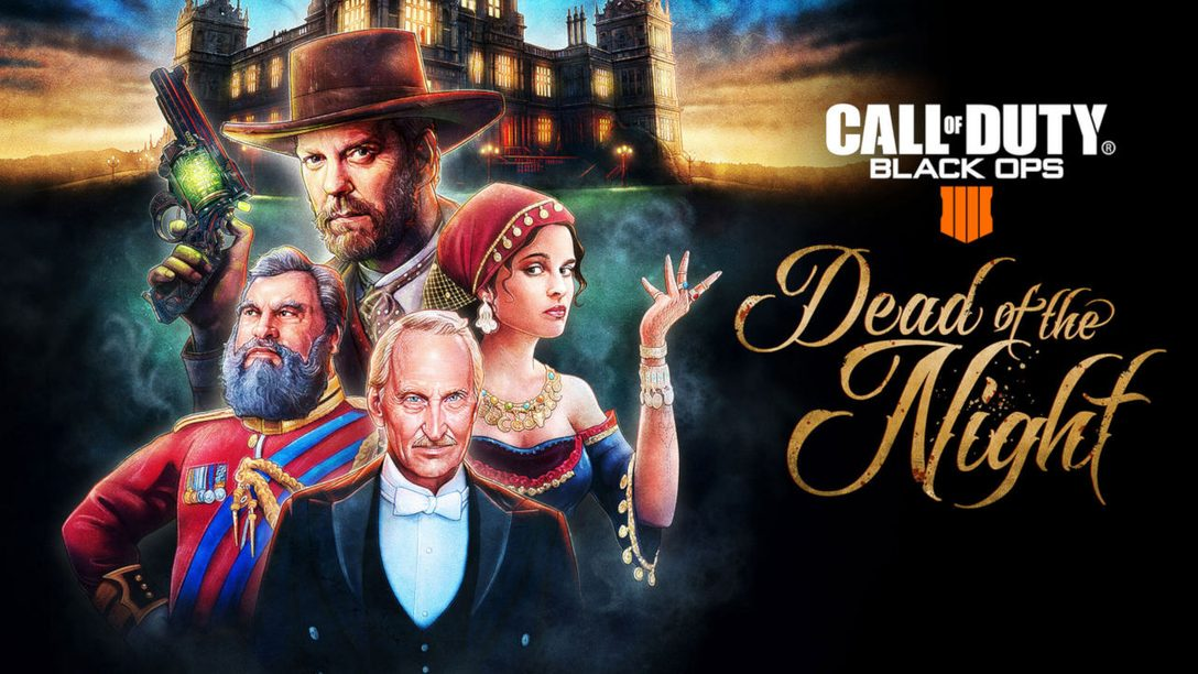 """Call of Duty: Black Ops Pass Adds """"Dead of the Night"""" Zombies Experience"""