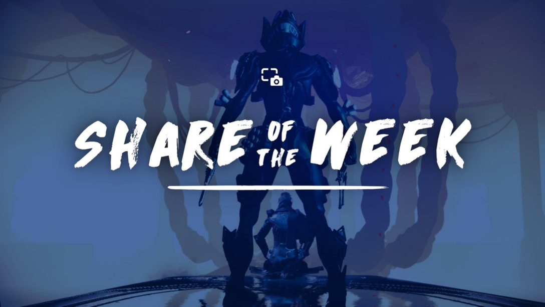 Share of the Week: Warframe